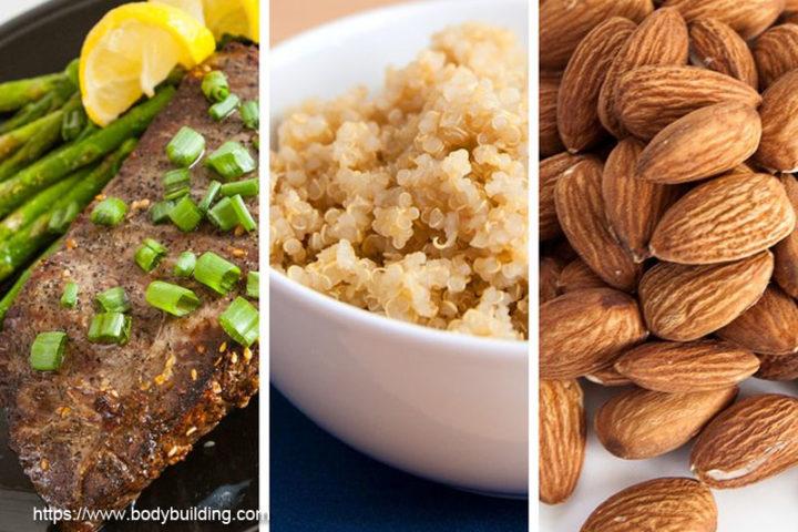 Bodybuilding Nutrition Meal Plan