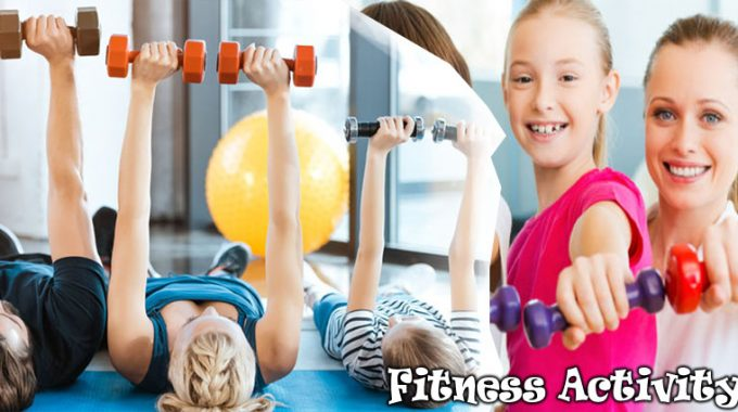 Every Day Get Fitness Activities For you personally along with the Household